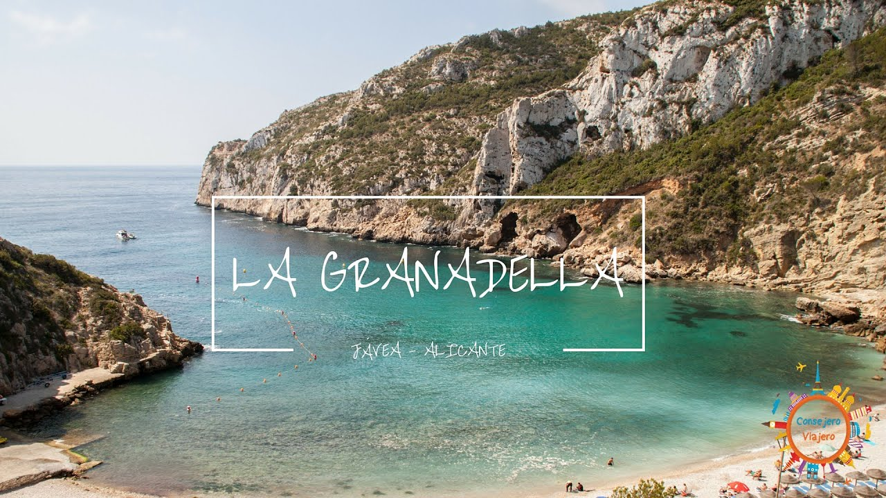 Javea Beaches La Granadella Beach Playa