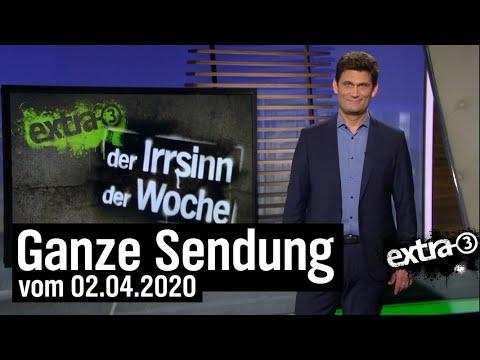 Extra 3 Vom 02.04.2020 Mit Christian Ehring Im Ersten | Extra 3 | NDR