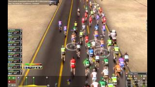 Pro Cycling Manager 2012 Gameplay Walkthrough