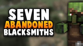 This Village Has SEVEN Abandoned RARE LOOT Chests??