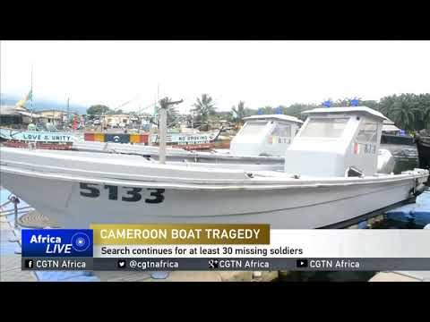Cameroon boat tragedy