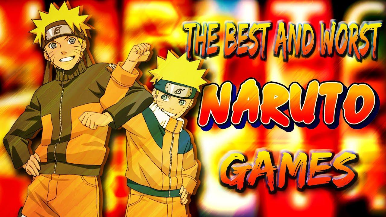 search naruto games popular