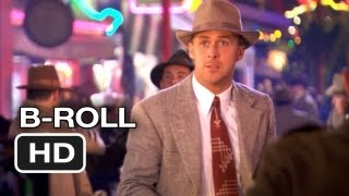 Gangster Squad Complete B-Roll (2013) - Sean Penn, Ryan Gosling Movie HD
