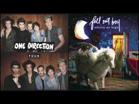 No Control of The Take Over, The Breaks Over - One Direction vs. Fall Out Boy (Mashup)