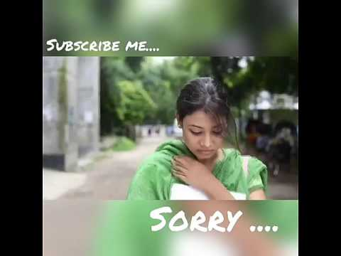 Bangla natok song - Sorry Dipannita (sad song)