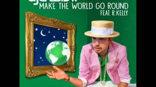 DJ Cassidy ft  R  Kelly - Make The World Go Round