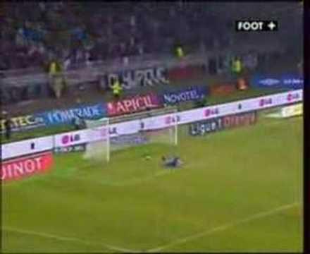 Fred - Lyon 1-0 Lorient