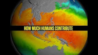 #ClimateFacts: How much do humans contribute to global warming?