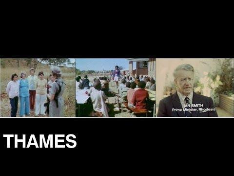 Rhodesia | Zimbabwe | Ian Smith Interview | This Week | 1975