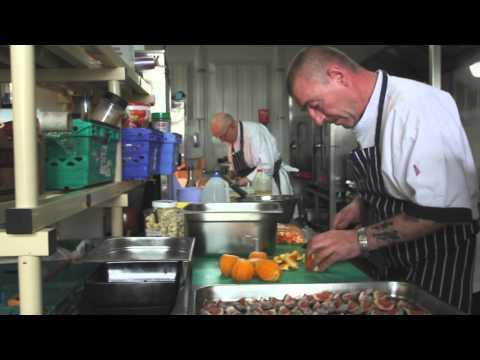 Irish Open Catering