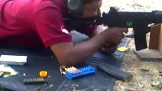 Senjata Laras Panjang SS1 Pindad