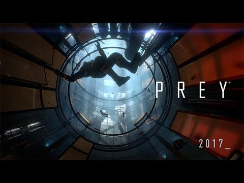 PREY   40 Minutes of New Gameplay - PAX East 2017