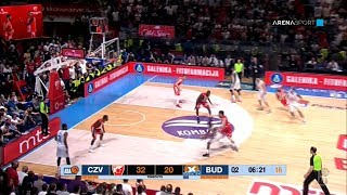 ABA LIGA:  Finale: Crvena zvezda MTS - Budućnost VOLI/22.04.2019. 5. utakmica