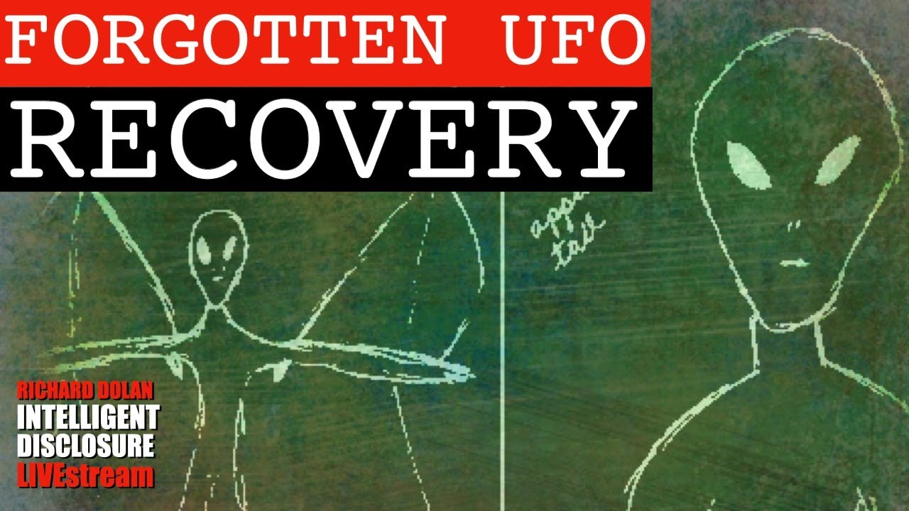 FORGOTTEN UFO RECOVERY: 1941 | Richard Dolan