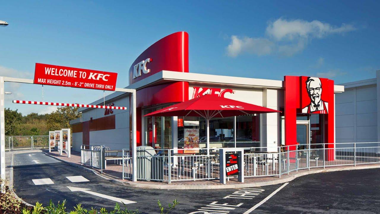 KFC Drive Thru Simulator 🍟 Green Screen