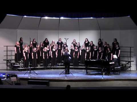 """Song of Ruth"" - CSHS Treble Varsity Choir UIL 04/19/2018"