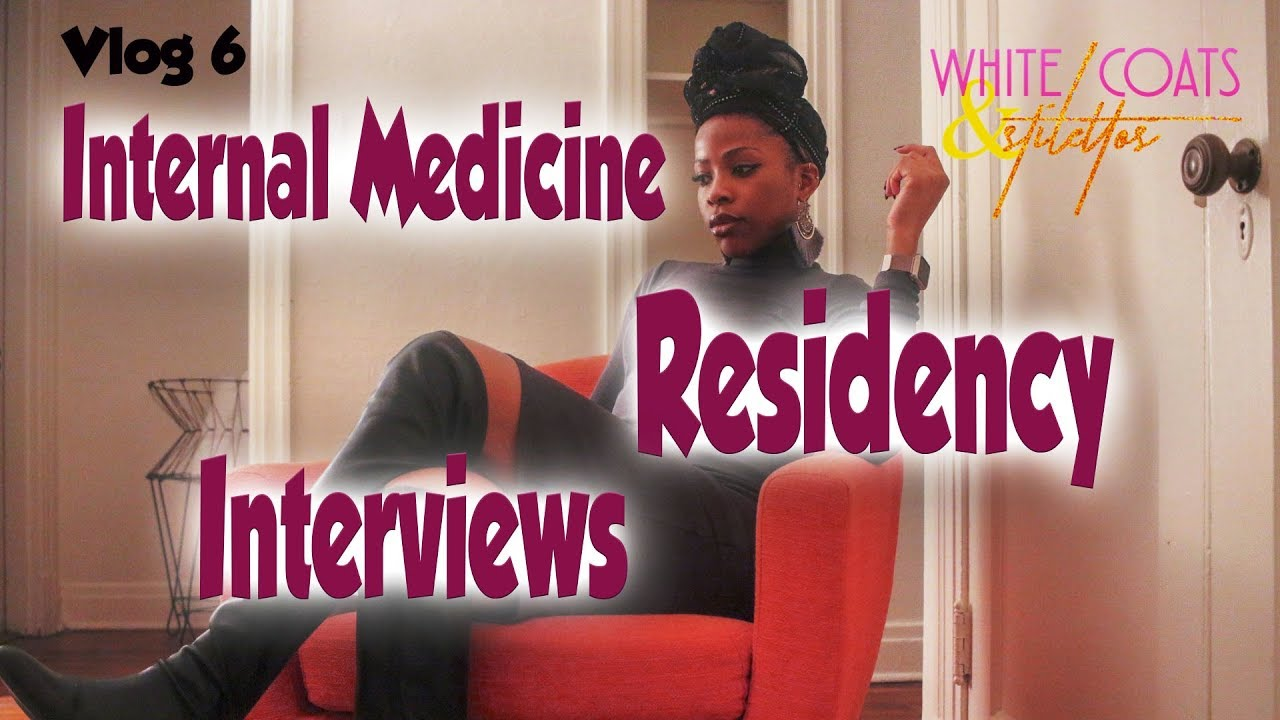 Internal Medicine Residency Interview // Vlog #6 // The Final Two!!!