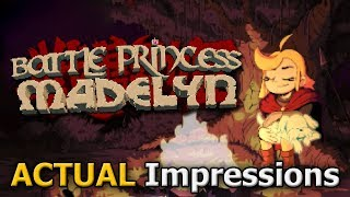 Battle Princess Madelyn (ACTUAL Impressions) [PC]