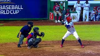 Highlights: Dominican Republic v Panama - U-15 Baseball World Cup 2018