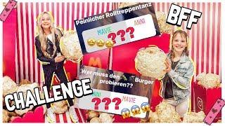 24 Stunden Instagram bestimmt unsere BFF Challenge | MaVie Noelle