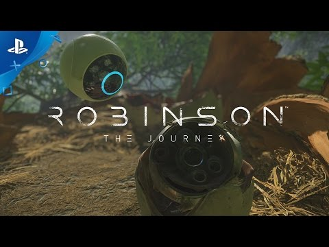 "Robinson: The Journey - ""An Adventure Like No Other"" Launch Trailer 