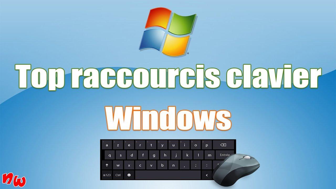 Top raccourcis clavier ! - Gagnez un temps précieux | Windows
