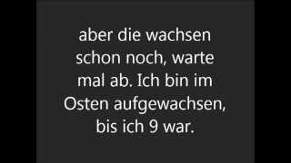 Sido - Bilder im Kopf lyrics, Official Song