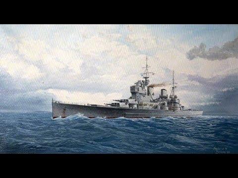 HMS Lion (1938) - Guide 029
