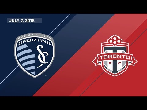 Match Highlights: Toronto FC at Sporting Kansas City - July 7, 2018