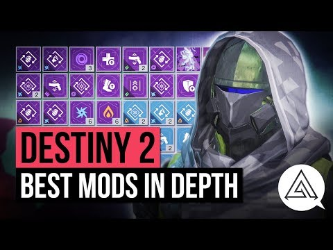 DESTINY 2 | Best Mods & Mods Explained in Depth