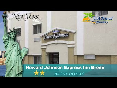 Howard Johnson Express Inn Bronx - Bronx Hotels, New York