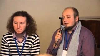 Дискуссия ведущих онлайн-СМИ Беларуси на ДИ-2012