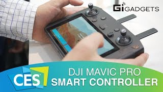 Fly Better with DJI's New Smart Controller - Best of CES 2019