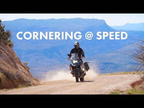 Learn How To Ride Fast & Safe Around Corners on Dirt and Gravel Roads Offroad Skills