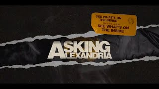 Asking Alexandria - See What's On The Inside (Official Visualizer)