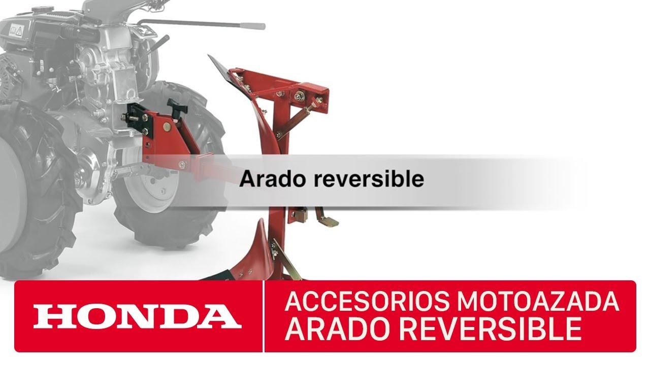 Accesorios para motoazadas honda arado reversible y for Accesorios para toldos de balcon