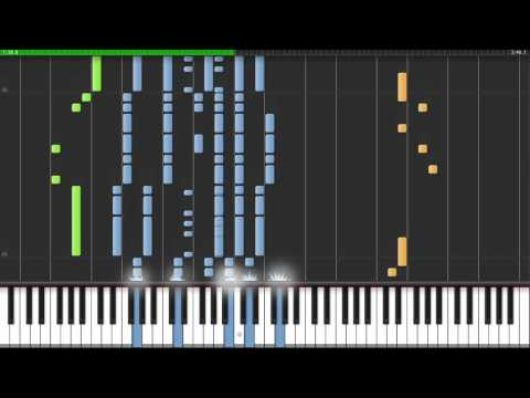 Flo Rida - Whistle Piano Tutorial (100% Speed)