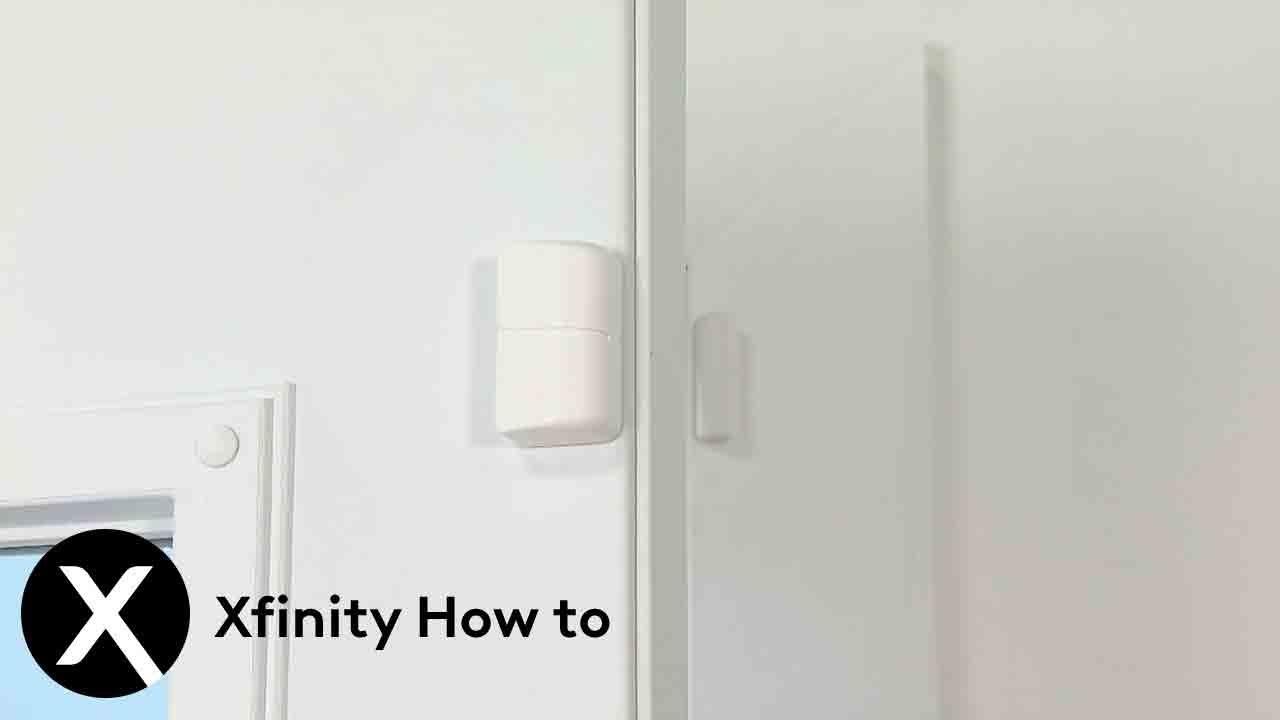 XFINITY Home Battery Replacement: Visonic Door and Window ...