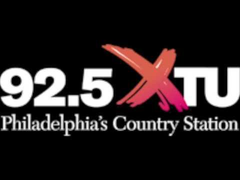 WXTU 92XTU Philadelphia - TM-Century Philadelphia Country Jingle Demo - 1986