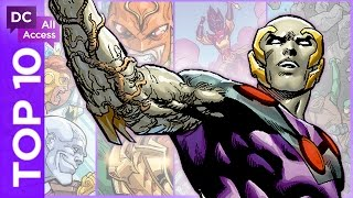 Top 10 DC Characters Returning in Convergence