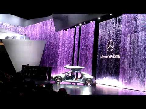 Mercedes Benz reveals the F125 Hydrogen...