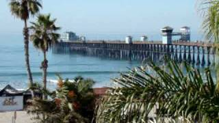 Oceanside California - A Look Around the Oceanside Beach and Pier