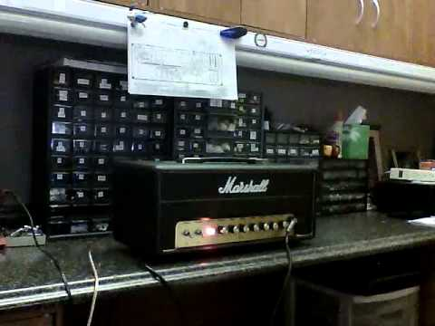 Marshall Class 5 to SVO Test 1 28 Dec 2013 by: Brit-Tone Amplification Research