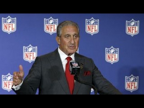 Falcons owner talks Super Bowl 51, stopping Tom Brady
