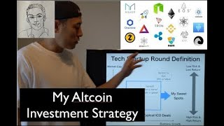 My Altcoin Investment Strategy