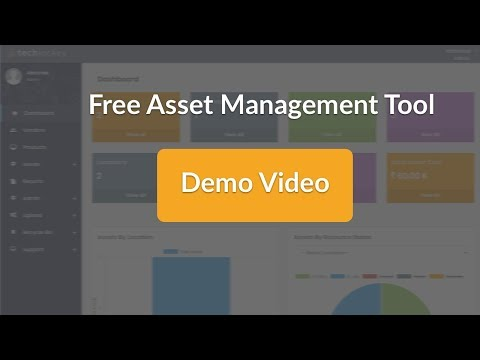 Asset Management - Demo Video | Online Free Tool For Office Management