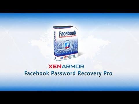 How To Recover Your Forgotten Facebook Password  | XenArmor