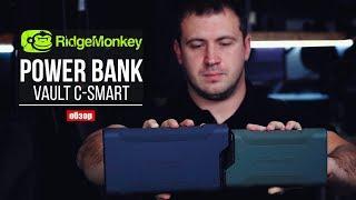 Карпфишинг: Обзор Power Banks Vault C-Smart Ridge Monkey