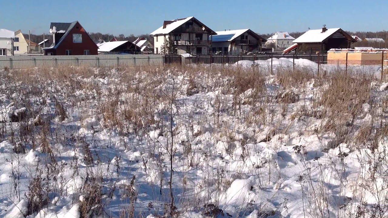 Купить участок в Чеховском районе за 220 000 руб - YouTube