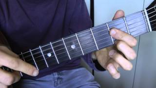 Cours de guitare - DRUPI : Vado Via (2/2) Chœur